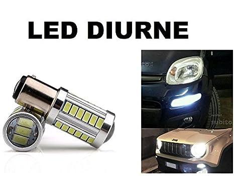 Lampadina Luci Diurne Fiat 500 : Lampadina luci diurne punto evo: lampada t20 w21 5w 12v 21 5w luci