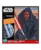 Darth Maul 1000 pc Star Wars Photomosaics Puzzle