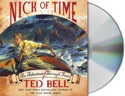 Nick of Time (Nick McIver Adventures Through Time) by Brand: Macmillan Young Listeners