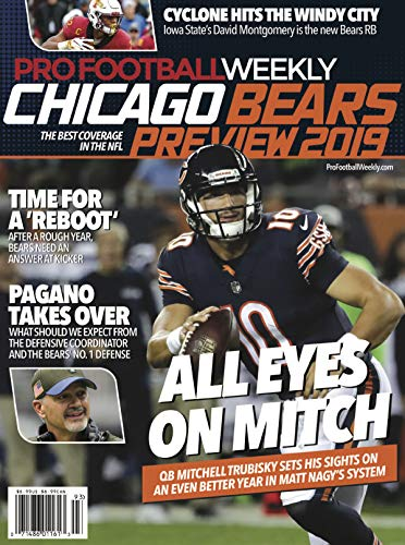 Pro Football Weekly Chicago Bears Preview 2019: The Best Coverage In The NFL ()