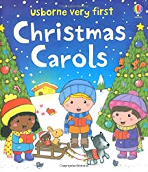Very First: Christmas Carols (Usborne Very First Words)