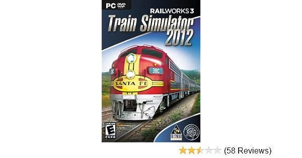 Amazon com: Railworks 3 : Train Simulator 2012: Software