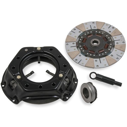 Hays 92-2016 Street 650 Clutch Kit 11 in. Dia. 10 Spline 1 1/8 in. Input Shaft 650 Max HP Rating Incl. Pressure Plate/Disc/Throwout Bearing/Alignment Tool Street 650 Clutch ()