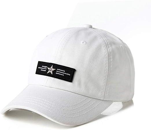 Sombrero Masculino Marca de Marea Casquillo Negro Gorra de béisbol ...