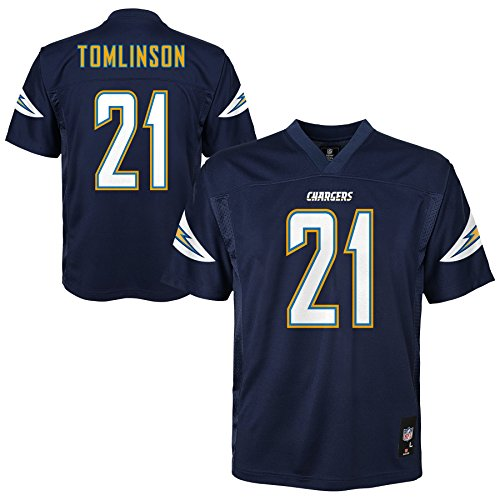 NFL San Diego Chargers (LaDanian Tomlinson) Player Jersey, Youth Boys X-Large(18)