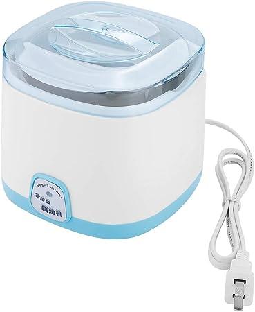 220 V Fdit M/áquina para yogurtera contenedor interior autom/ático de acero inoxidable del creador del creador de bricolaje de la familia