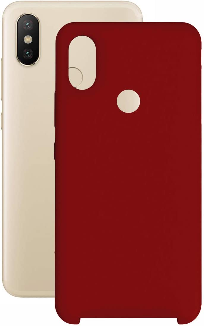 Funda Silk CONTACT para XIAOMI MI A2 ROJA: Amazon.es: Electrónica