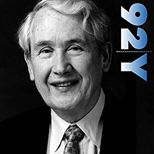 Frank McCourt at the 92nd Street Y Speech