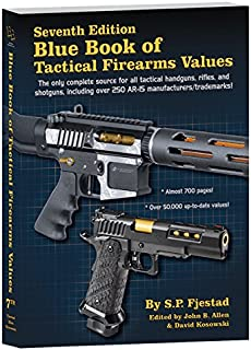 amazon com 5th edition blue book of tactical firearms rh amazon com Central Wisconsin Buyer's Guide Buyers Guide.pdf