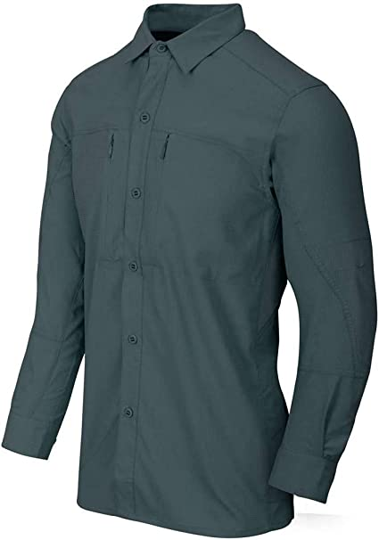 Helikon-Tex Hombre Trip Lite Camisa Marine Cobalt
