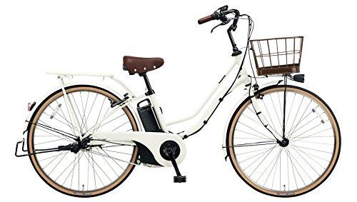 Panasonic(パナソニック) 2018年モデル ティモI 26インチ カラー:オフホワイト BE-ELTA63-F 電動アシスト自転車 専用充電器付 B078KJZNVJ