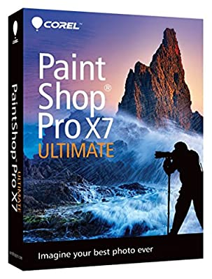 PaintShop Pro X7 Ultimate