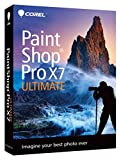 Software : Corel PaintShop Pro X7 Ultimate [Old Version]