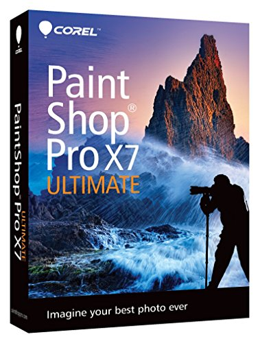 Corel PaintShop Pro X7 Ultimate [Old Version]
