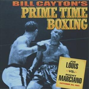 Joe Louis vs. Rocky Marciano Radio/TV Program