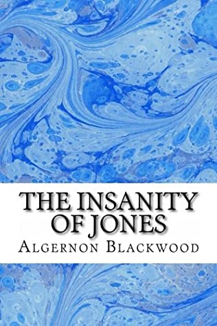 book cover of The Insanity of Jones