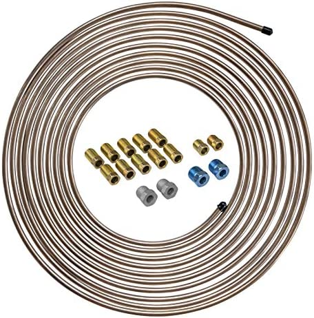 Copper Nickel Brake Line Universal