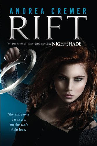 Rift: A Nightshade Novel by [Cremer, Andrea]