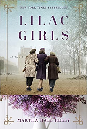 Image result for Lilac Girls book covers