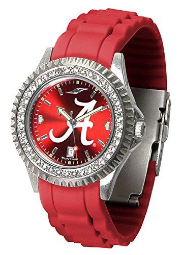 Alabama Crimson Tide Sparkle Women's Watch (Alabama Crimson Tide Ladies Watch)
