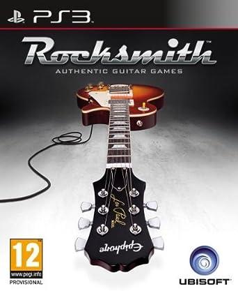 Rocksmith [PS3] [PlayStation 3] [Producto Importado]: Amazon.es: Videojuegos