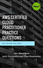 We are offering 190+ UNIQUE practice questions for AWS Cloud Practitioner certification exam.Unlike others, We offer details explanation to each and every questions that will help you to understand the question.Our mock exam software can be a...