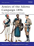 Armies of the Adowa Campaign 1896, Sean McLachlan, 1849084572
