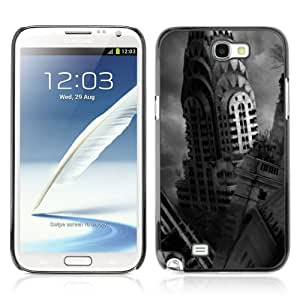 YOYOSHOP [Black & White Photograph] Samsung Galaxy Note 2 Case