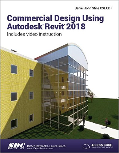 Commercial Design Using Autodesk Revit 2018