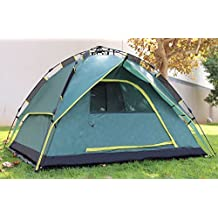 Waterproof Automatic Outdoor 2 Person Double layer Instant Camping Family Tent