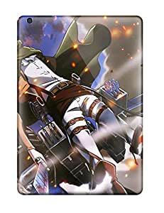 Dolores Phan's Shop For Ipad Air Tpu Phone Case Cover(attack On Titan)