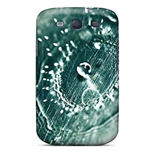 Fashion OeM13442kSAU Case Cover For Galaxy S3(water Drop)