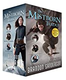 Book cover from Mistborn Trilogy TPB Boxed Set: Mistborn, The Hero of Ages, and The Well of Ascensionby Brandon Sanderson