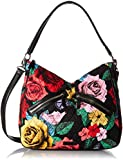 Vera Bradley Vivian Hobo Bag Cotton 1, Havana Rose