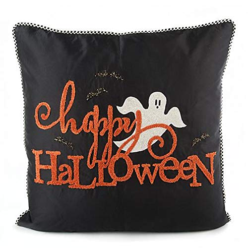 MacKenzie-Childs Happy Halloween Pillow 20