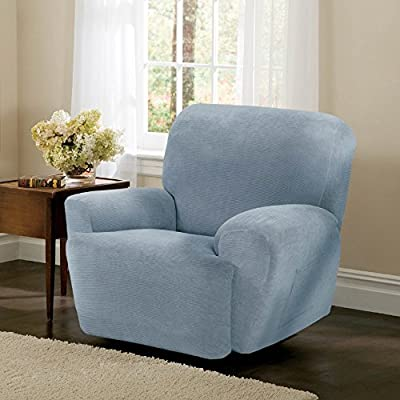 Maytex Collin Stretch 4PC Slipcover Recliner