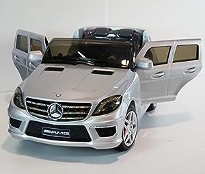 Licensed 2015 mercedes benz ml63 12v power for Mercedes benz power wheels car