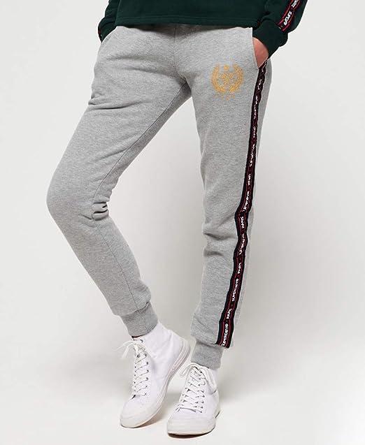 Superdry Pantalon Femme: : Vêtements et accessoires