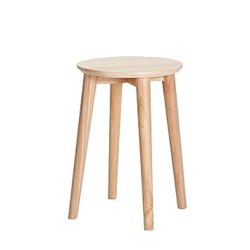 Schön XIAOLVSHANGHANG HHCS Hocker Stilvolle Einfachheit Kreative Hocker Sitze  Holz Esszimmer Hocker Mode Kreative Haushalt (30