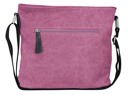 Bolso Schultasche Pink 3 Estrella Mujer Modell grau Clutch Bolsa Top Trend 6qEg6UPr1w