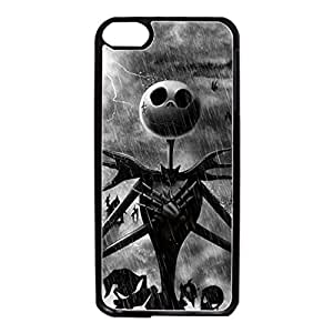 Cool Handsome Jack The Nightmare Before Christmas Durable Phone Case for Ipod Touch 6th Generation