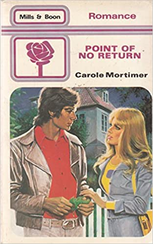 Book Point of No Return
