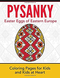 Pysanky Coloring Pages For Kids And At Heart Hands On Art History
