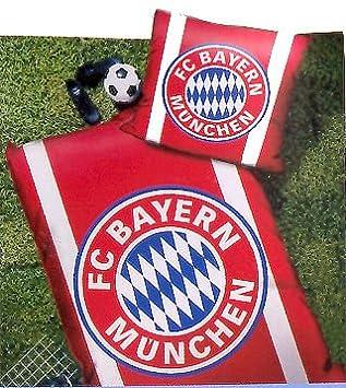 Fc Bayern München Biber Bettwäsche Classic Amazonde Küche Haushalt