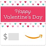 Amazon Gift Card - Heart Pattern