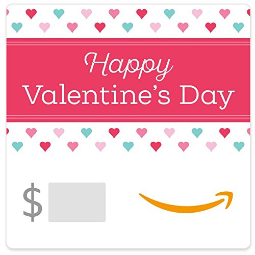 Amazon Gift Card - Heart Pattern