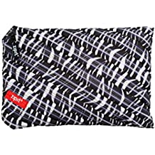 ZIPIT Cosmo Jumbo Pencil Case, Zebra
