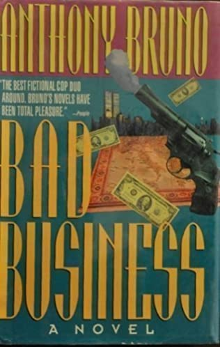 book cover of Bad Business
