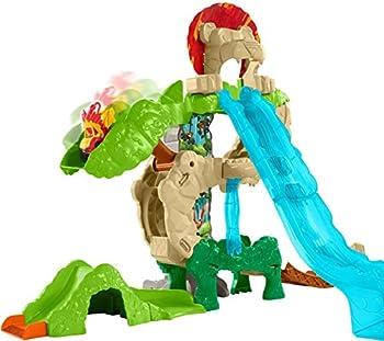 Fisher-price Nickelodeon Blaze & The Monster Machines, Animal Island Playset 7