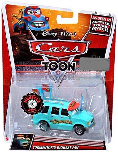 - 2013 Disney Pixar Cars Toon Deluxe Tormentor's Biggest Fan - Walmart